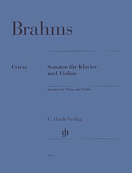 Johannes Brahms: Sonatas for Piano and Violin