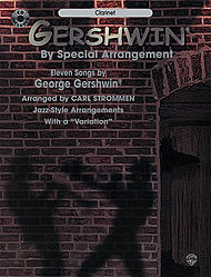 Gershwin By Special Arrangement Clarinet Book And Cd