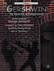 Gershwin By Special Arrangement Trombone, Baritone, Bassoon Book And Cd