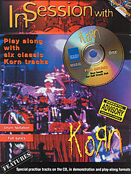 In Session With Korn Book And Cd