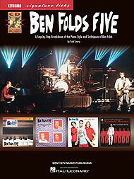 Ben Folds Five: Keyboard Signature Licks
