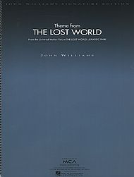 John Williams: Theme from The Lost World - Deluxe Score