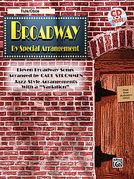 Broadway By Special Arrangement - Flute/Oboe Part/CD