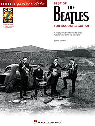 The Beatles: Best of the Beatles for Acoustic Guitar