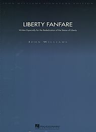 John Williams: Liberty Fanfare - Deluxe Score
