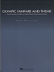 John Williams: Olympic Fanfare and Theme - Deluxe Score