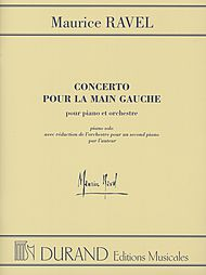 Maurice Ravel: Concerto pour le main gauche (Concerto for the Left Hand)