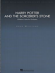 John Williams: Harry Potter and the Sorcerer''s Stone (Children''s Suite for Orchestra) - Deluxe Score