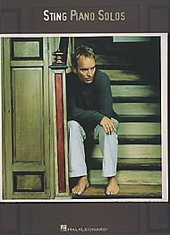Sting: Piano Solos