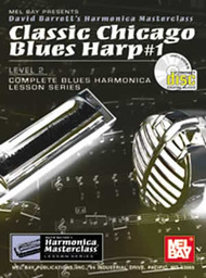 Classic Chicago Blues Harp #1