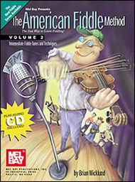 The American Fiddle Method, Volume 2 - Fiddle