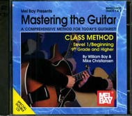 Mastering the Guitar Class Method Level 1, 9th Grade & Higher Edition