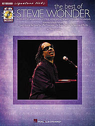 Stevie Wonder: The Best Of Stevie Wonder - Keyboard Signature Licks