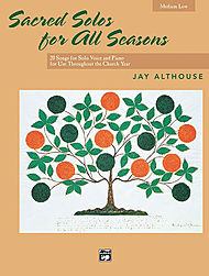 Sacred Solos For All Seasons - Medium Low - Book