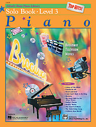 Alfred''s Basic Piano Course - Top Hits! Solo Book & Cd Level 3