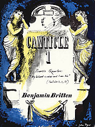 Canticle I, Op. 40
