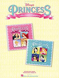 Disney''s Princess Collection - Complete
