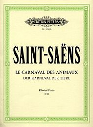 Camille Saint-Saens: The Carnival of the Animals