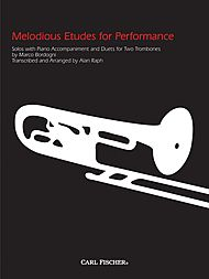 Melodious Etudes For Performance