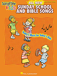 Songtime Kids - All New Sunday School and Bible Songs