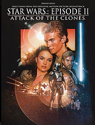 John Williams: Star Wars Episode II: Attack Of The Clones