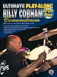 Ultimate Play-Along with Billy Cobham / Drum Trax / CD Included