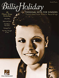 Billie Holiday: Original Keys For Singers