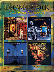 Dream Theater: Full Score Anthology