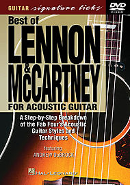 John Lennon, Paul McCartney: The Best of Lennon & McCartney for Acoustic Guitar