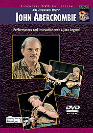An Evening With John Abercrombie (Dvd)
