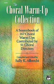 Choral Warm Up Collection, The - Book