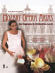 MOZART Opera Arias for Soprano and Orchestra, vol. III