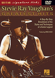 Stevie Ray Vaughan: Stevie Ray Vaughan''s Greatest Hits - DVD