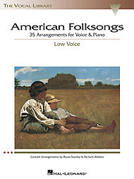 American Folksongs - Low Voice