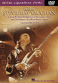 Stevie Ray Vaughan: The Best of Stevie Ray Vaughan