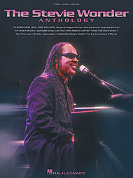 Stevie Wonder: The Stevie Wonder Anthology
