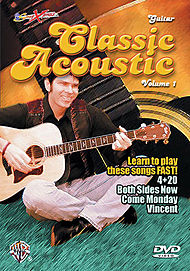 Classic Acoustic Volume 1 Songxpress