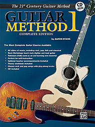 21st Century Guitar Method Level 1 Complete Edition With Cd