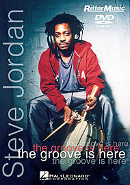 Steve Jordan - The Groove Is Here - DVD