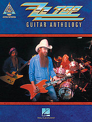 ZZ Top: ZZ Top Guitar Anthology