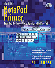 The Finale! NotePad Primer