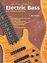 New Method For Electric Bass Book 1: From The Beginning