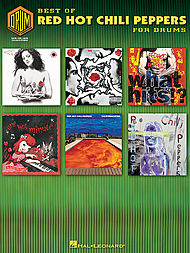 The Red Hot Chili Peppers: Best of Red Hot Chili Peppers for Drums