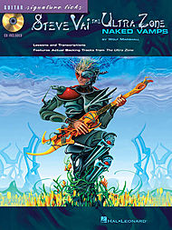 Steve Vai - The Ultra Zone: Naked Vamps
