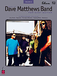 Dave Matthews Band: Best of Dave Matthews Band for Easy Guitar - Volume 2