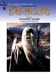 Lord of the Rings: the Two Towers -