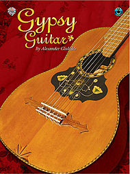 Gypsy Guitar Cd Included