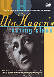 Uta Hagen''s Acting Class: The Dvds
