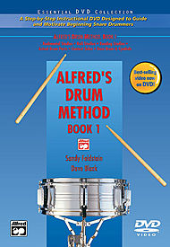 Alfred''s Drum Method, Book 1 (Dvd)