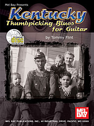 Kentucky Thumbpicking Blues for Guitar
